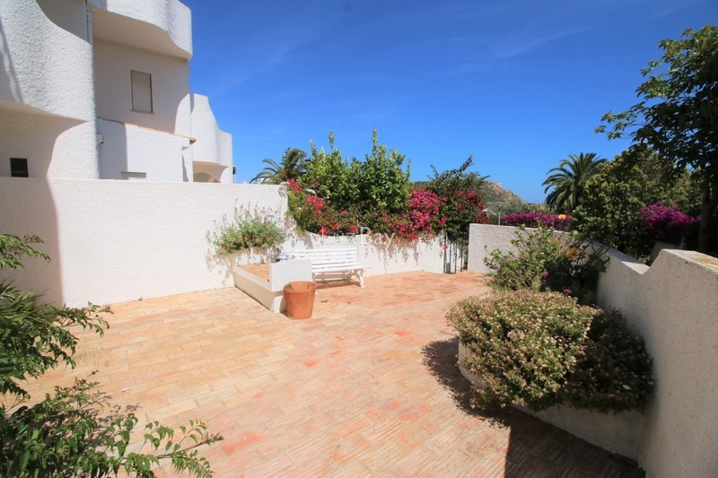 Apartment T2 Renovated Praia da Luz Lagos - terrace, terraces