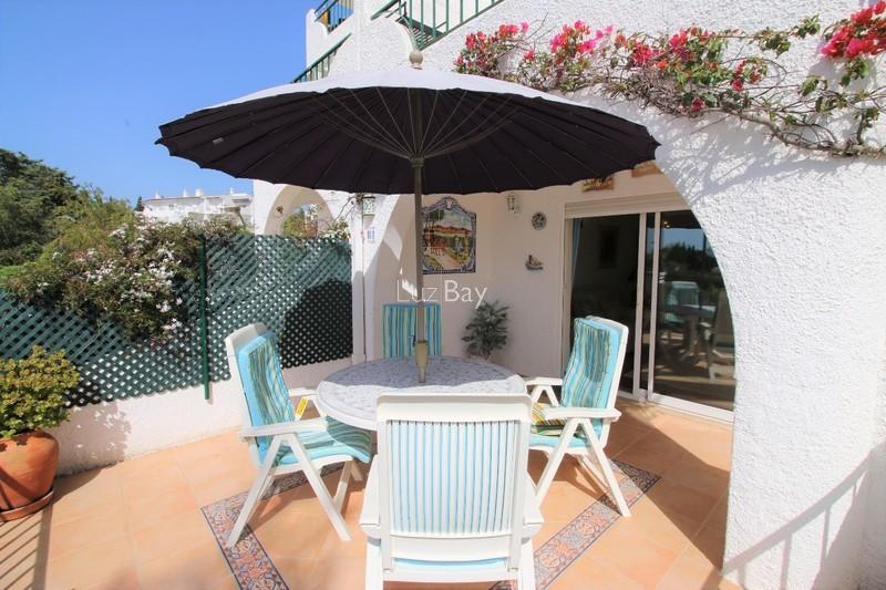 Apartamento T2 Renovado Praia da Luz Lagos - jardins, varanda