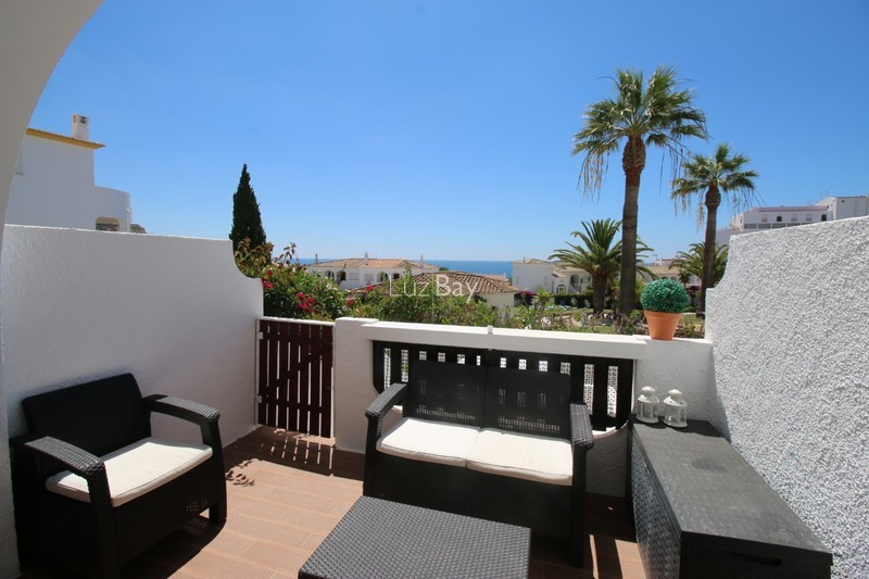 Apartamento T1 Remodelado Praia da Luz Lagos - bbq, vista mar, terraço, equipado, mobilado, varanda