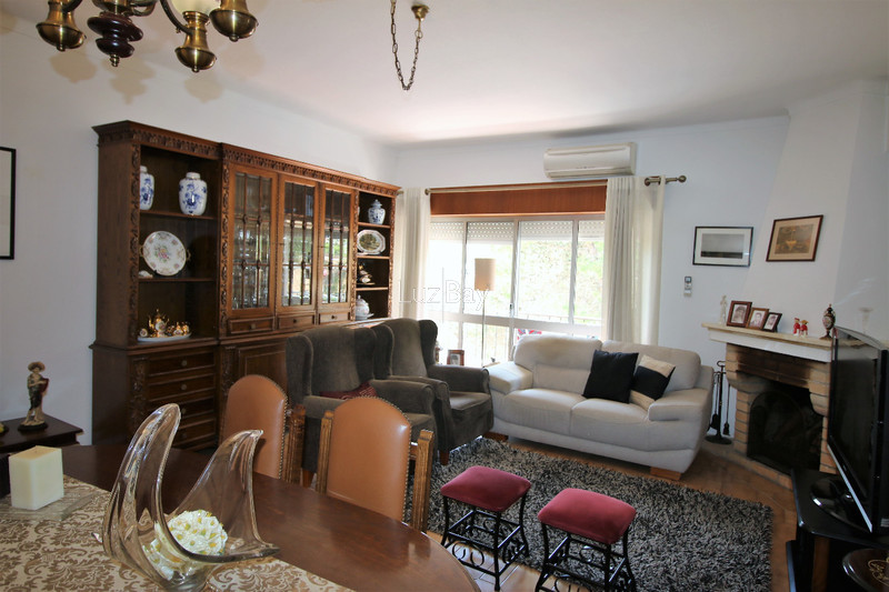 Apartment T3 Lagos Santa Maria - terrace, garage, air conditioning, fireplace, balcony