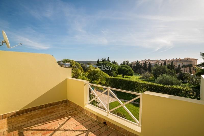 Apartamento com vista mar T2 Praia da Luz Lagos - piscina, jardins, vista mar