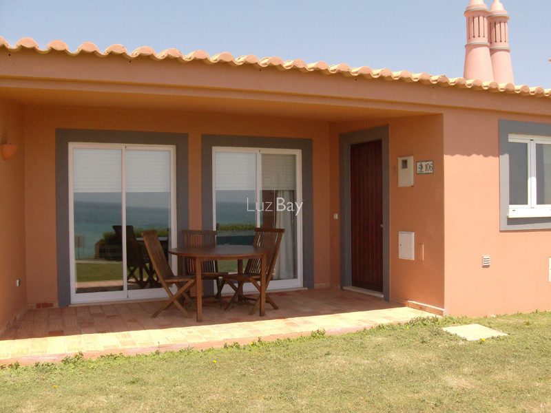 House townhouse 0+1 bedrooms Porto Dona Maria Luz Lagos - terraces, terrace, swimming pool, sea view