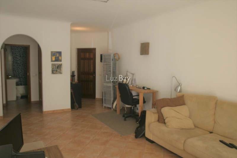 Apartment T1 spacious Burgau Budens Vila do Bispo - balcony