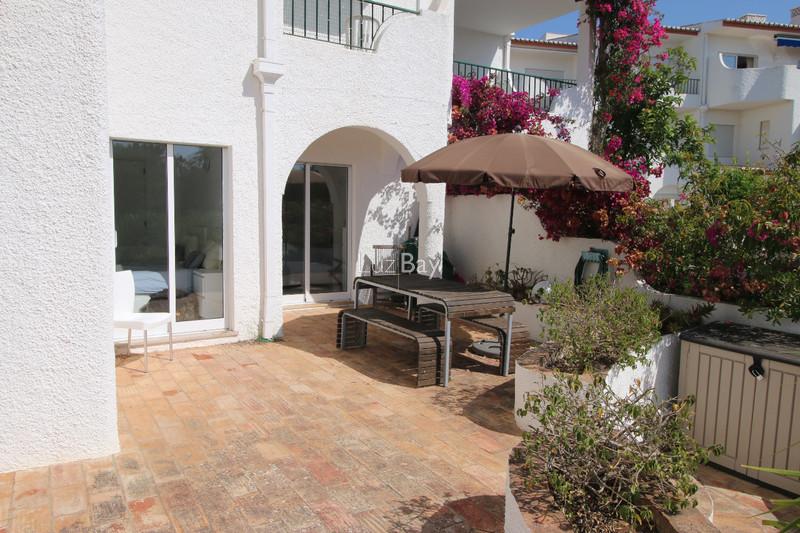 Apartamento T2 Praia da Luz Lagos - equipado, terraço, mobilado