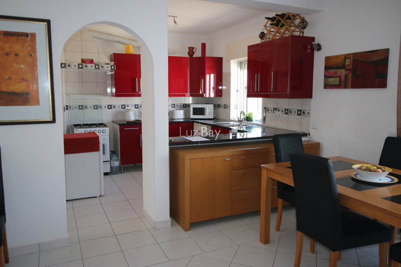 Apartment Refurbished in the center T2 Burgau Budens Vila do Bispo - air conditioning, balcony, barbecue