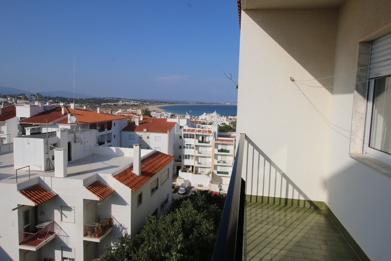 Apartamento Remodelado no centro T2 Ameijeira Santa Maria Lagos - varandas
