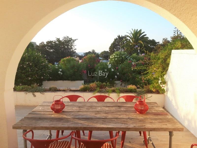 Apartment Modern T2 Praia da Luz Lagos - garden, swimming pool, terrace, double glazing