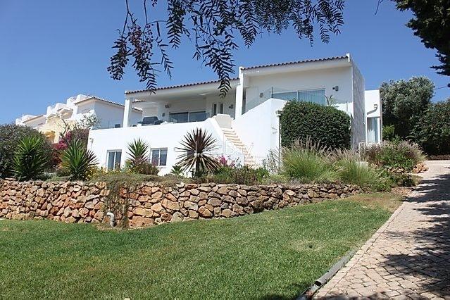 Moradia V4 Praia da Luz Lagos - jardins, terraços, ar condicionado