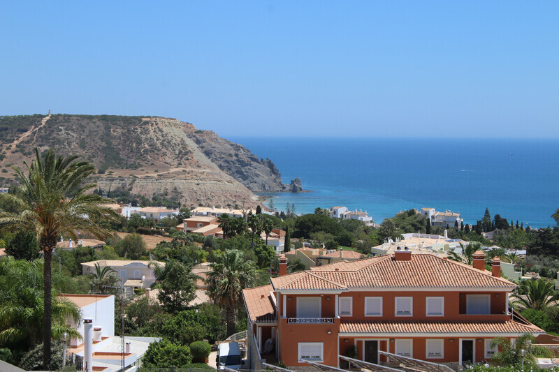House Refurbished V3 Monte Lemos Luz Lagos - gated community, terraces, garden, terrace, swimming pool, barbecue, fireplace