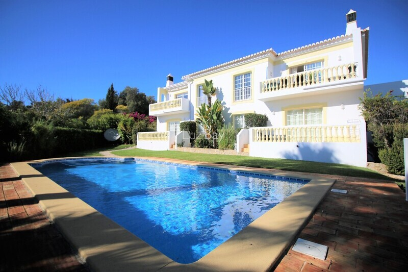 Apartment 2 bedrooms Praia da Luz Lagos - garden, balcony, furnished, kitchen, fireplace, swimming pool