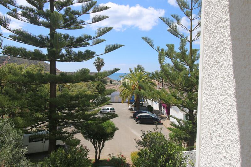Apartment sea view 2 bedrooms Praia da Luz Lagos - sea view, gardens, balcony, furnished, equipped