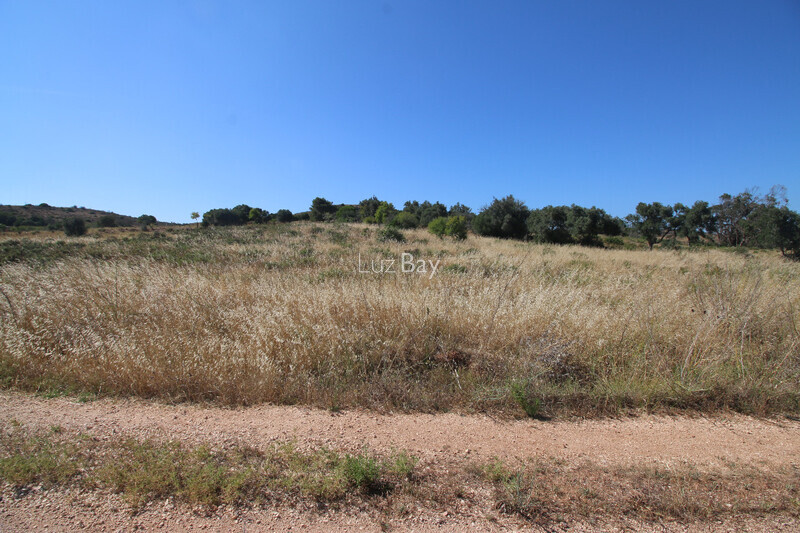 Land Agricultural with 5000sqm Budens Vila do Bispo - easy access, water, electricity