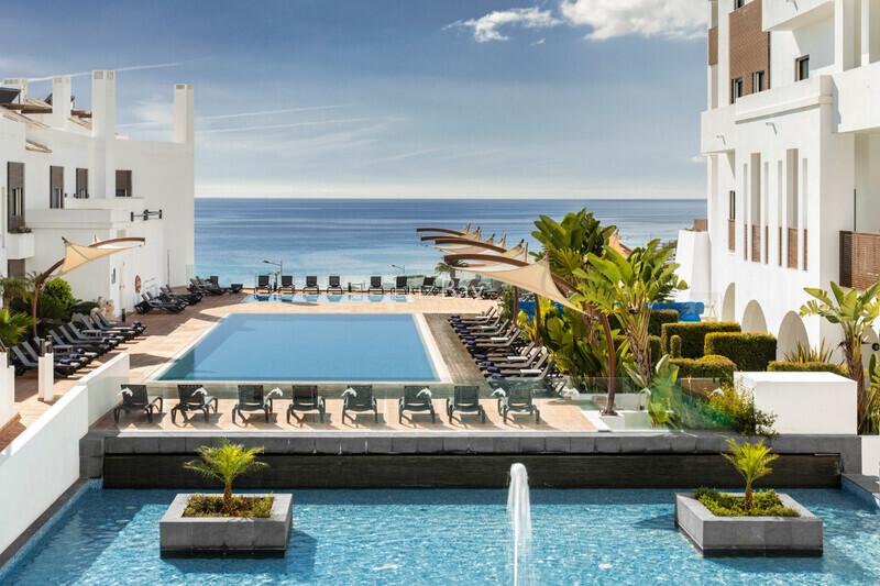 Apartment 0 bedrooms Porto de Mós Santa Maria Lagos - turkish bath, store room, terrace, sauna, swimming pool, gardens
