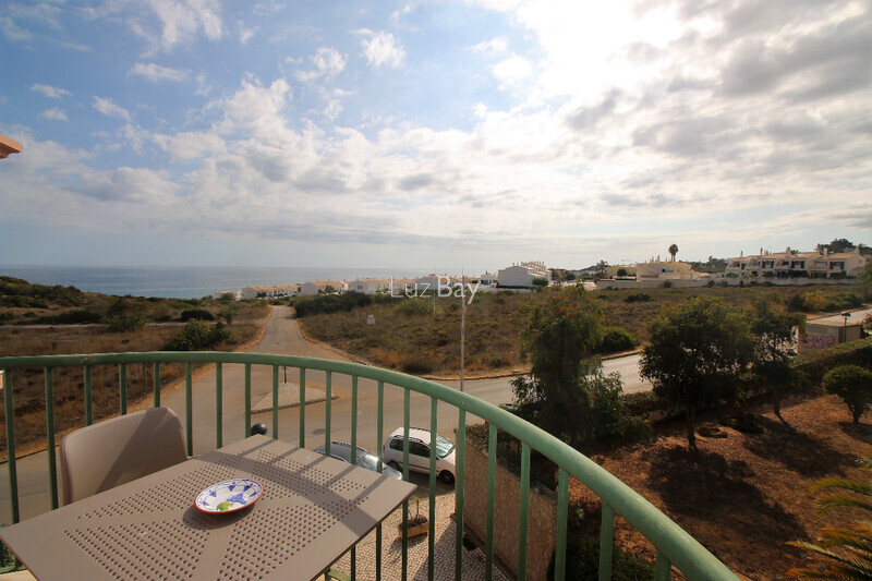 Apartment 2 bedrooms sea view Praia da Luz Lagos - sea view, swimming pool, balconies, playground, kitchen, equipped, furnished, gardens, balcony