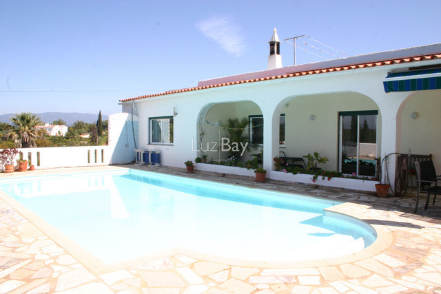House V5 Monte Judeu Alvor Portimão - gardens, air conditioning, fireplace, equipped kitchen, central heating