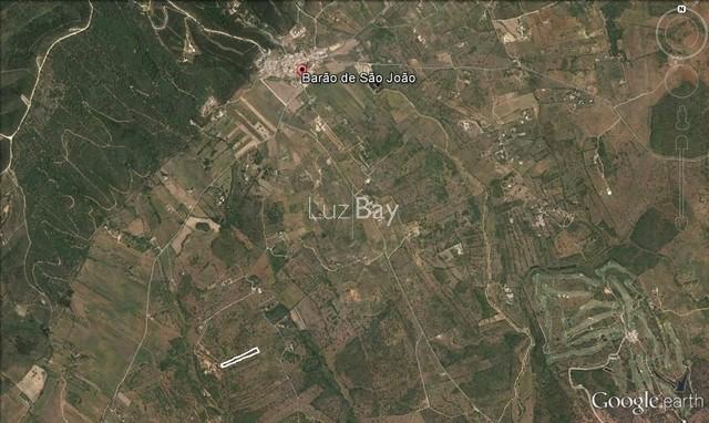 Land Agricultural with 11840sqm Barão de São João Lagos - electricity, fruit trees