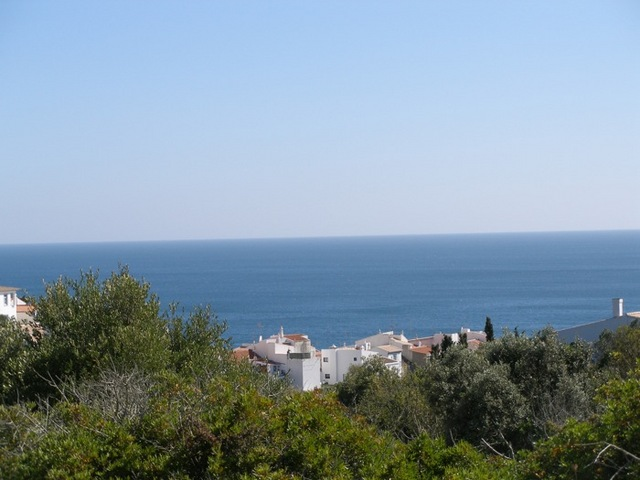 Land Rustic with 5280sqm Salema Budens Vila do Bispo - sea view, easy access