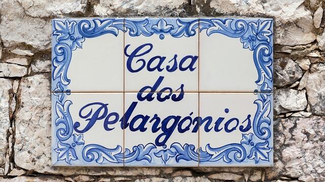 Casa Pelargónios