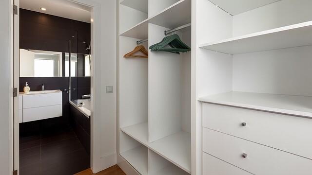 Closet do quarto principal