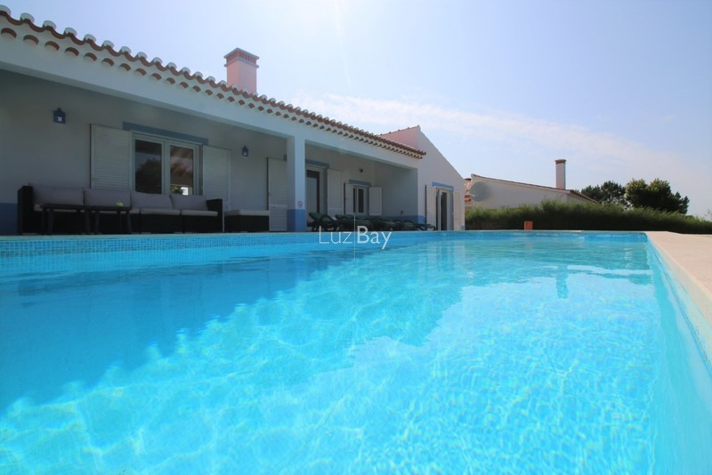 House Single storey V3 Vale da Telha Aljezur - swimming pool, terrace