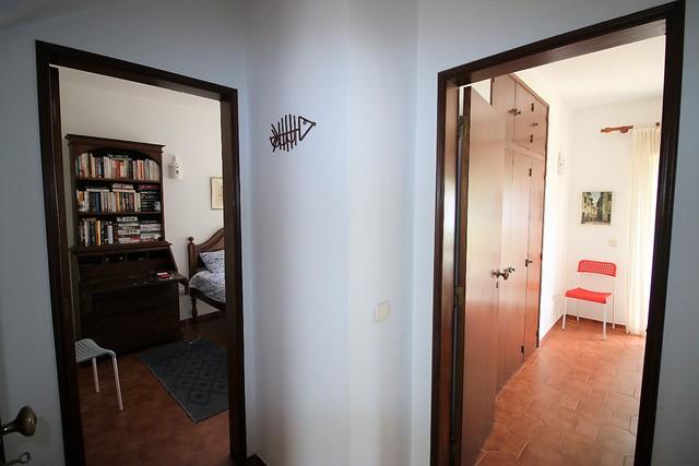 acesso aos quartos