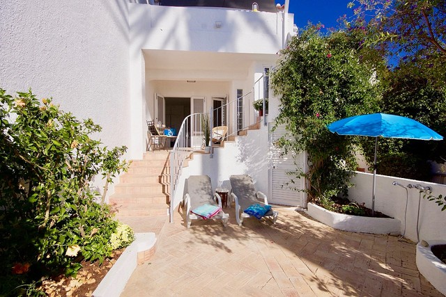 Home V3 Renovated Praia da Luz Lagos - air conditioning, garden