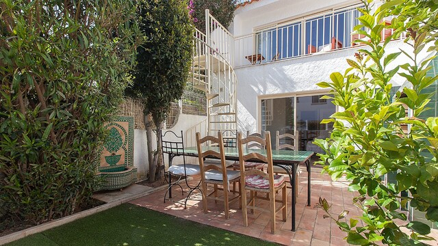 House V2 Modern well located Praia da Luz Lagos - balcony, air conditioning, garden