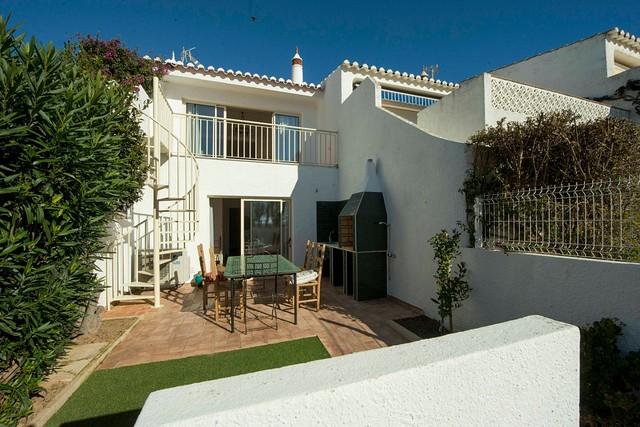 Moradia V2 Moderna bem localizada Praia da Luz Lagos - varanda, ar condicionado, jardim