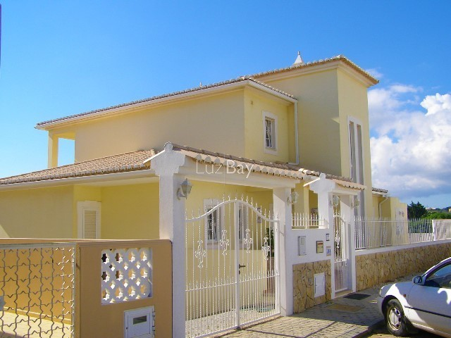 House V3 near the beach Lagos Santa Maria - sea view, garden, garage, balcony, barbecue, terraces, terrace, balconies