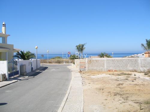 Lote perto da praia Lagos Santa Maria - garagem, vista mar