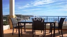 Casa V2 Salema Budens Vila do Bispo - aquecimento central, vista mar, salamandra, ar condicionado, terraços, piscina, cozinha equipada