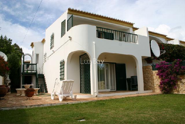 House V3 Praia da Luz Lagos - garden, equipped, store room, furnished