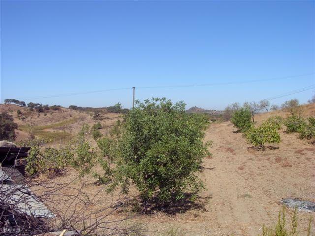 земля загородный c 640m2 Corujos Azinhal Castro Marim