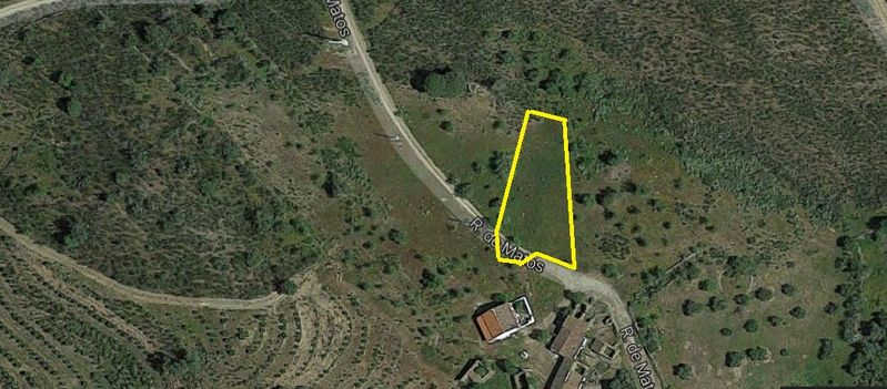 Land Rustic with 1960sqm Monte Pereirão Alcoutim - electricity