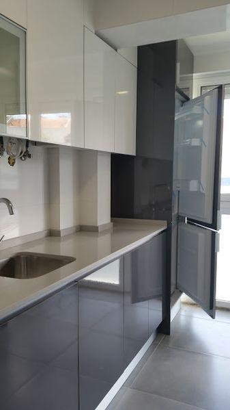 Apartamento T3 Mercado Benfica Lisboa - varandas, ar condicionado, vidros duplos