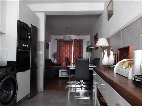 Apartamento T2 Remodelado no centro Vila Real de Santo António - varanda