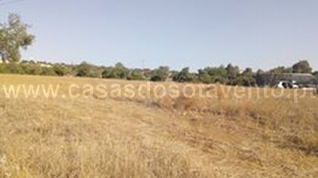 Land Rustic with 10200sqm Texugueira Ferreiras Albufeira - electricity, water