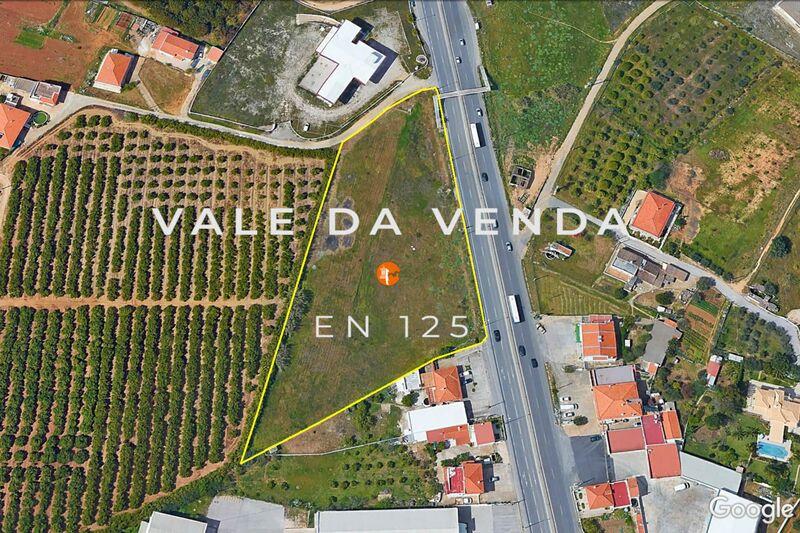 Land with 5837sqm São João da Venda Almancil Loulé