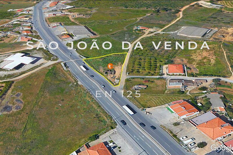 Land Urban with 1800sqm São João da Venda Almancil Loulé - excellent access