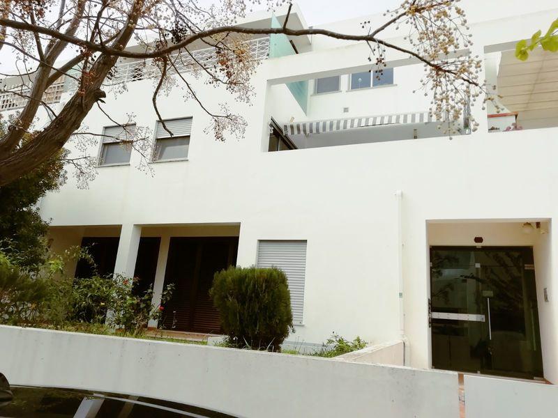 Apartamento T3 Santiago Santiago Tavira - varanda, caldeira, ar condicionado, garagem, aquecimento central, terraço