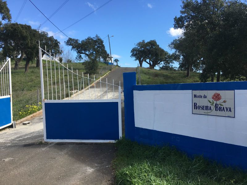 Quinta/Herdade V25 Serra Santa Margarida da Serra Grândola - bbq, piscina, água, picadeiro, electricidade, furo