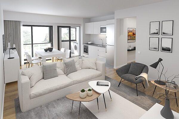 Apartamento T2 Ermesinde Valongo - lugar de garagem, piscina