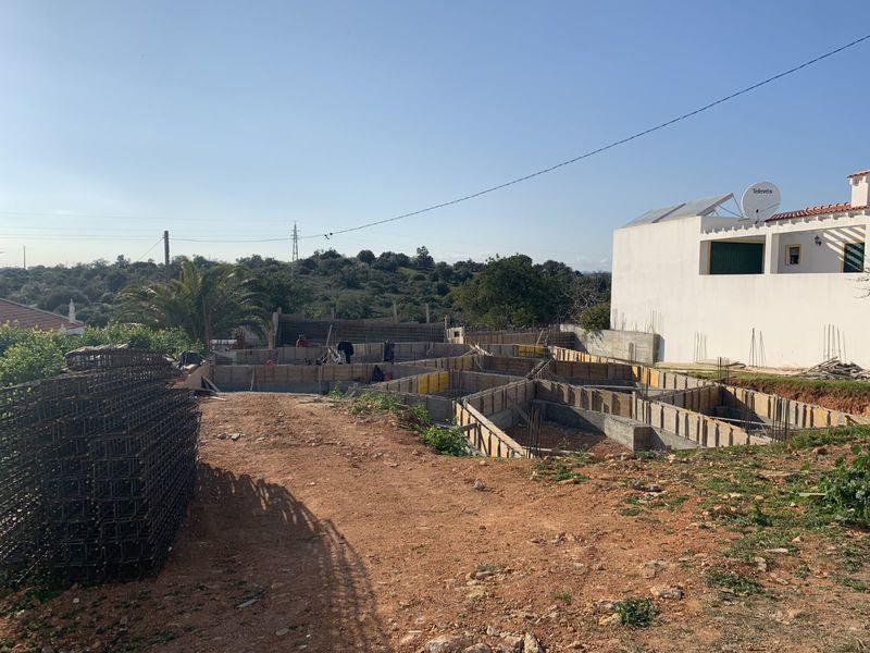 Moradia em construção V4 São Bartolomeu do Sul Castro Marim
