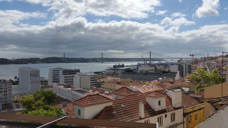 Apartamento T1 Renovado no centro Santa Catarina Lisboa - cozinha equipada