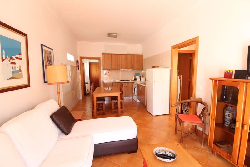 апартаменты T2 Cabanas Cabanas de Tavira - спокойная зона, мебелирован