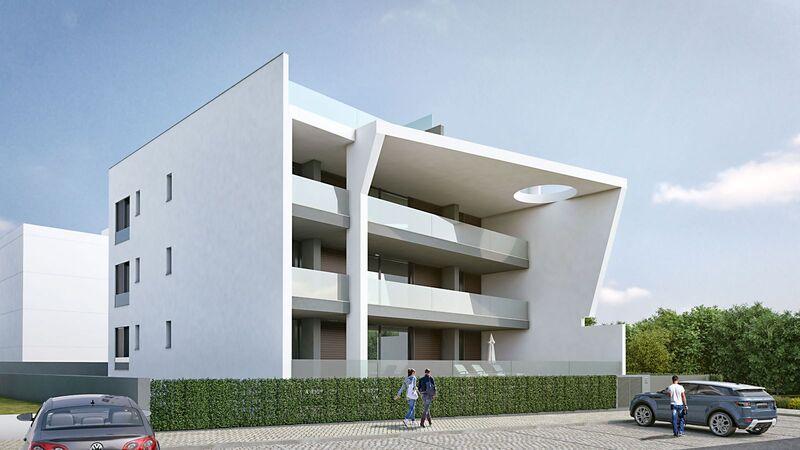 Apartamento T3 Duplex em construção Tavira - painéis solares, terraço, ar condicionado, piscina