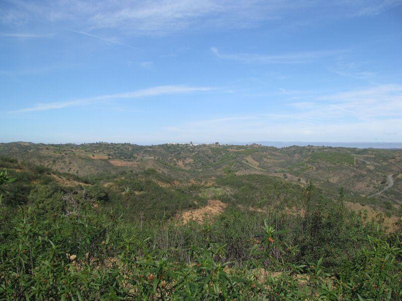 земля загородный c 9740m2 Corte do Gago Azinhal Castro Marim - отличный подъезд
