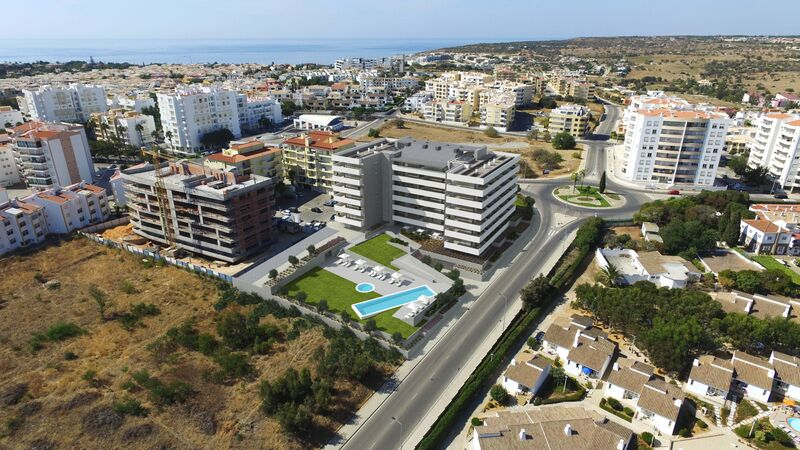 Apartment new near the beach 3 bedrooms São Gonçalo de Lagos - great view, sauna, air conditioning, kitchen, swimming pool, sea view, thermal insulation