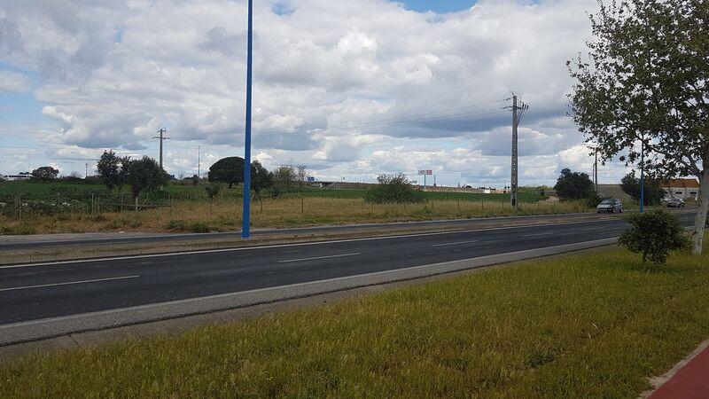 Land new with 5112sqm Areias Montijo