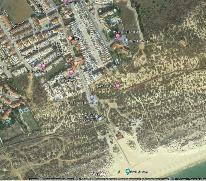 Terreno Urbano frente à praia Praia Lota Vila Nova de Cacela Vila Real de Santo António